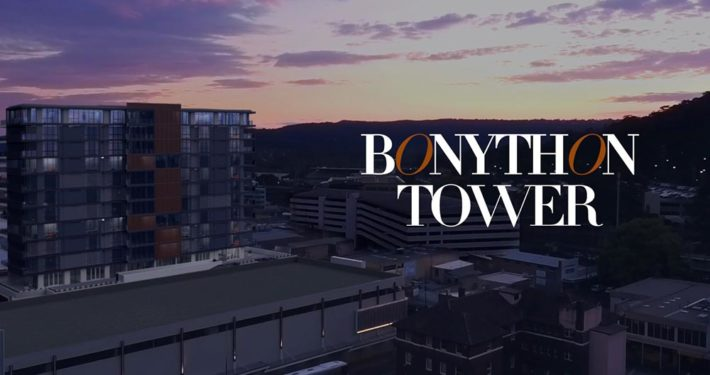 Bonython Tower - Specialist Aerial video production company