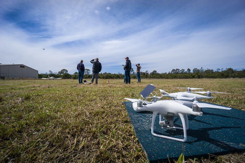 SMP UAV RePL Training